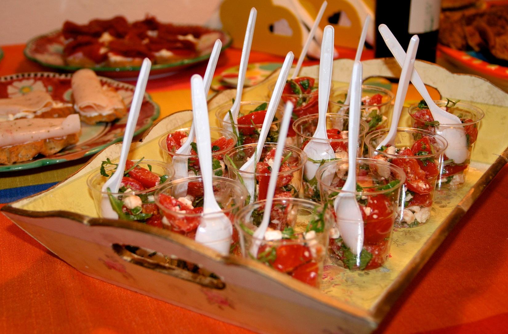Conserve di zucchine apericena menu for Ricette di cibo